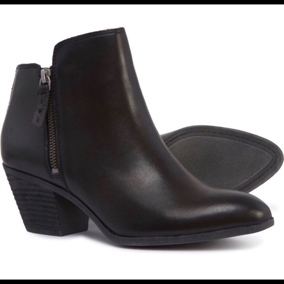 Frye Shoes   Nwt Judith Zip Bootie